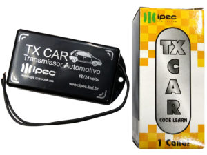 TX Car Ipec - Abre portao com Farol do Carro