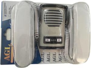 Porteiro Eletronico AGL de 2 Pontos
