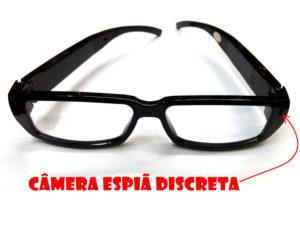 Oculos Espiao com Camera Espia Discreta